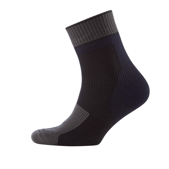 Thin Ankle Sock with Hydrostop